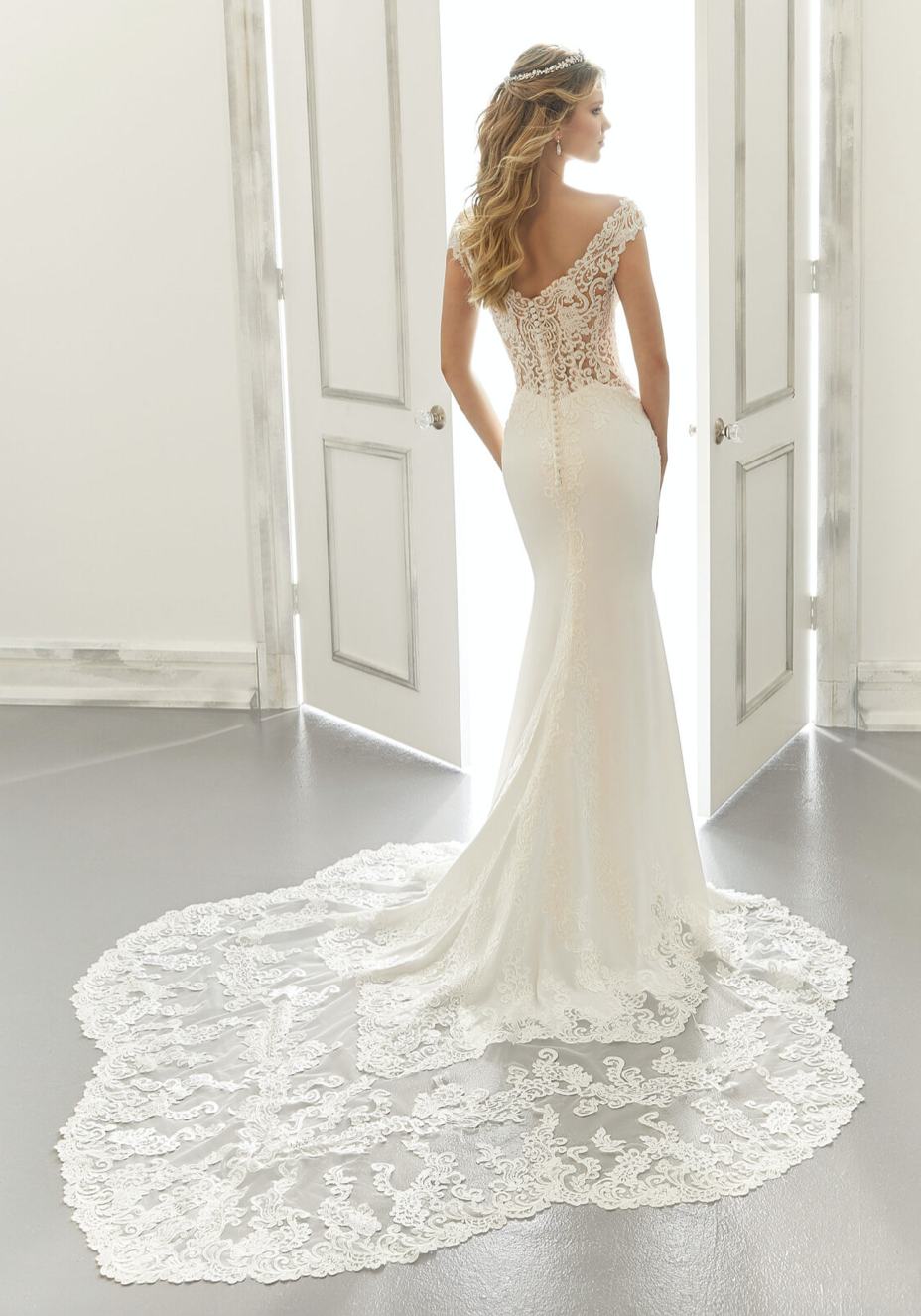 Anya Wedding Dress 2184