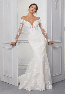 Cindy Wedding Dress 5924