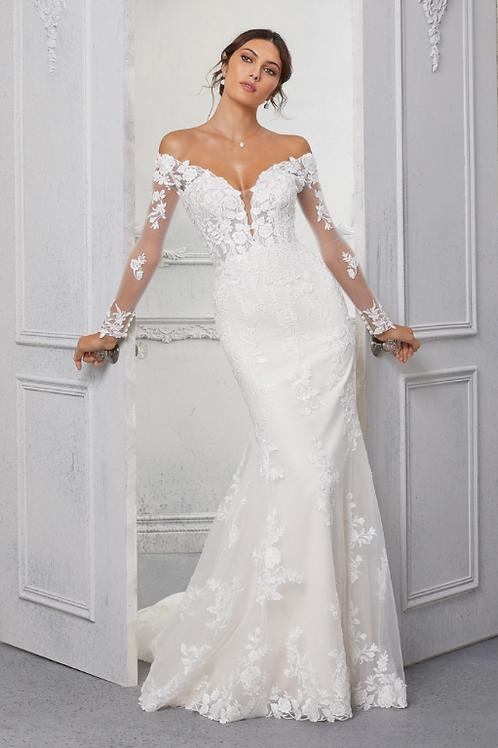 Morilee Cindy Wedding Dress 5924