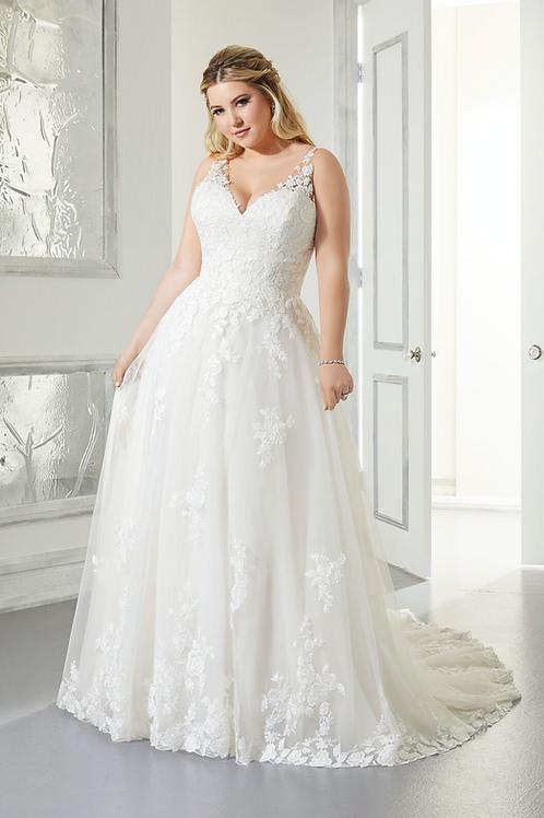 Morilee Arlene Wedding Dress 3302