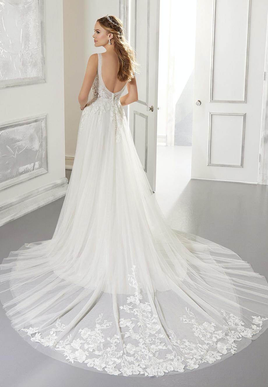 Amanda Wedding Dress 5864