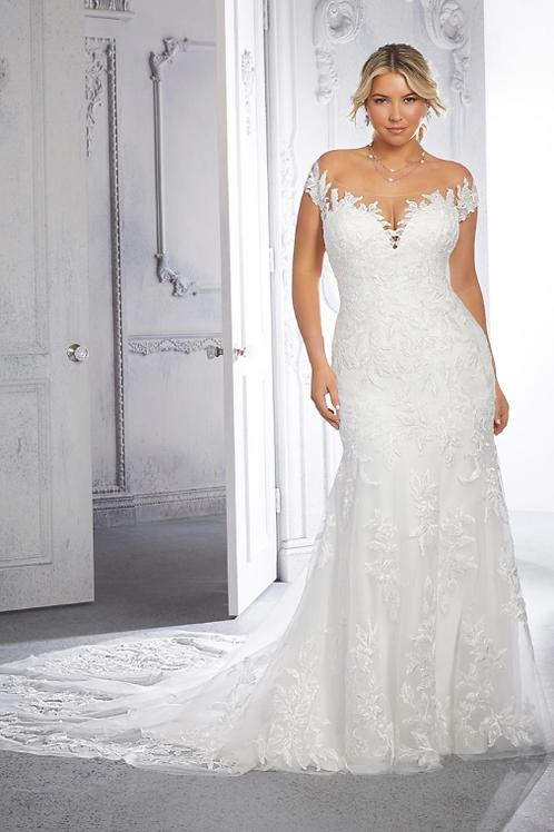Morilee Cathy Wedding Dress 3325