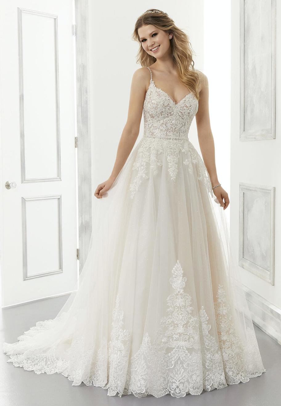 Annabel Wedding Dress 2195