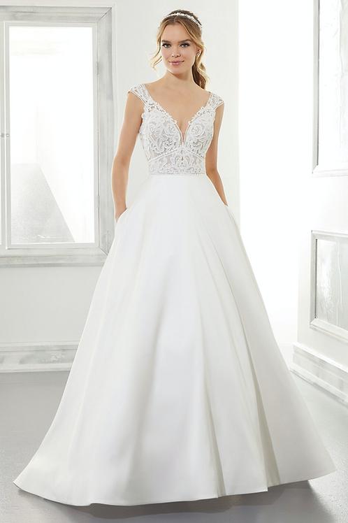 Morilee Adele Wedding Dress 5876