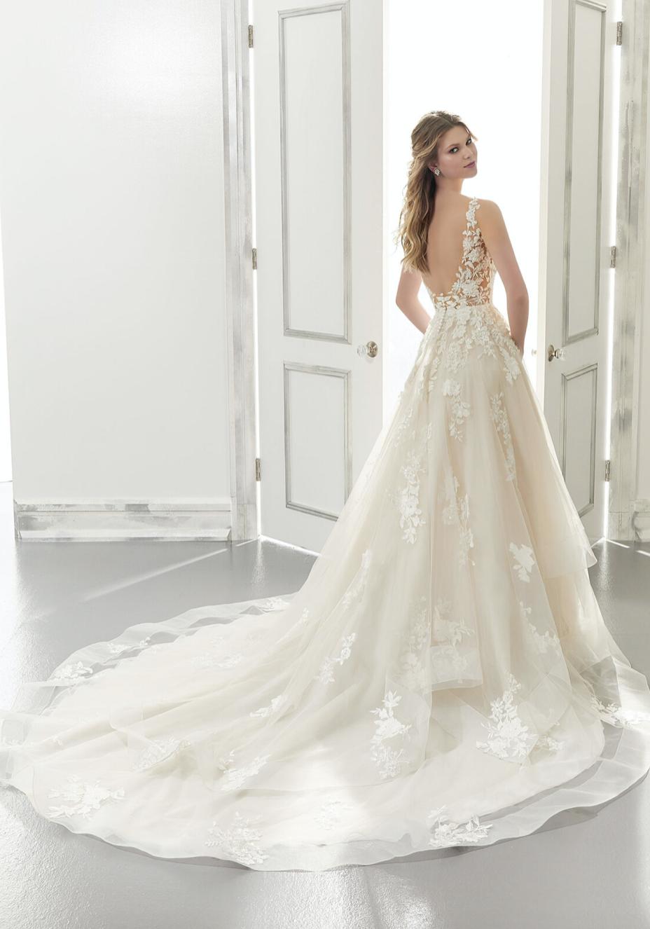 Audrey Wedding Dress 2167