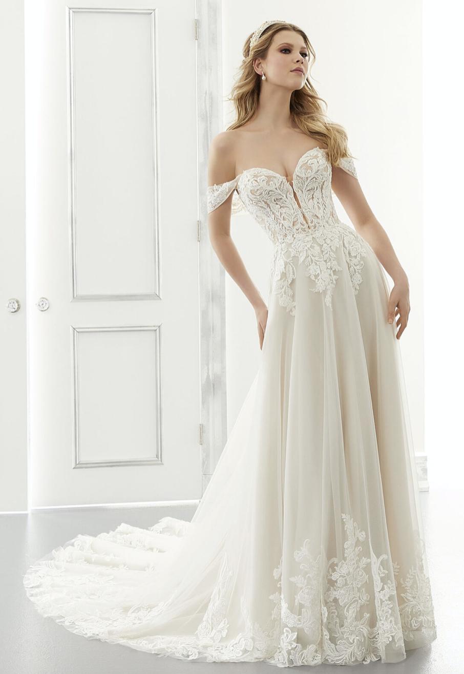 Adrianna Wedding Dress 2192