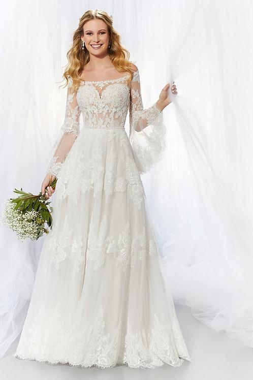 Morilee Abby Wedding Dress 6938