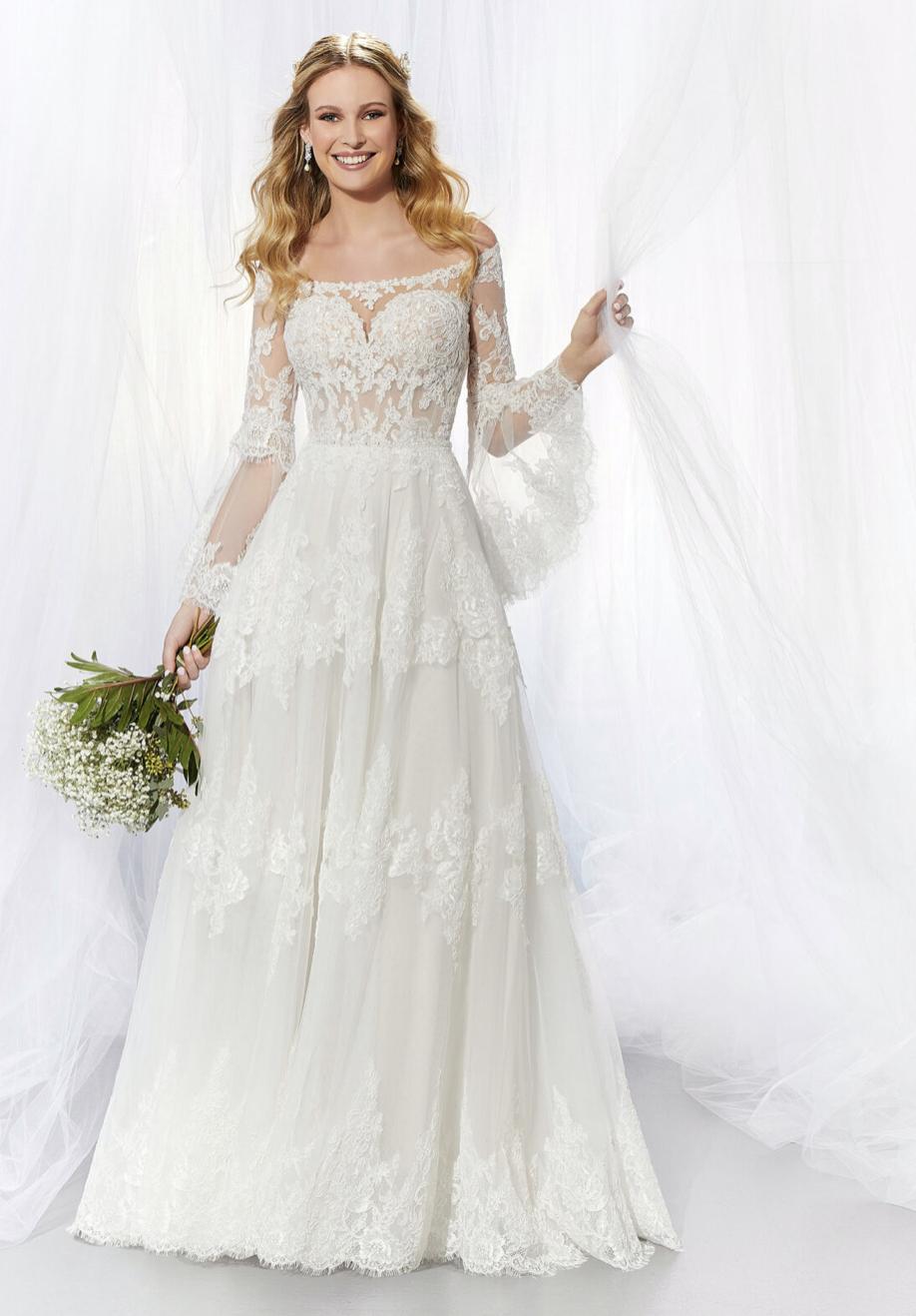 Abby Wedding Dress 6938