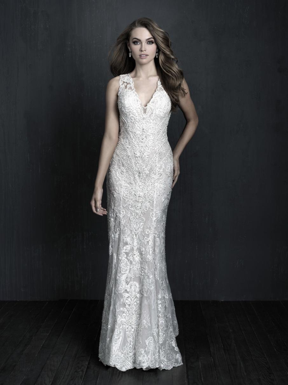 Allure Bridals C572