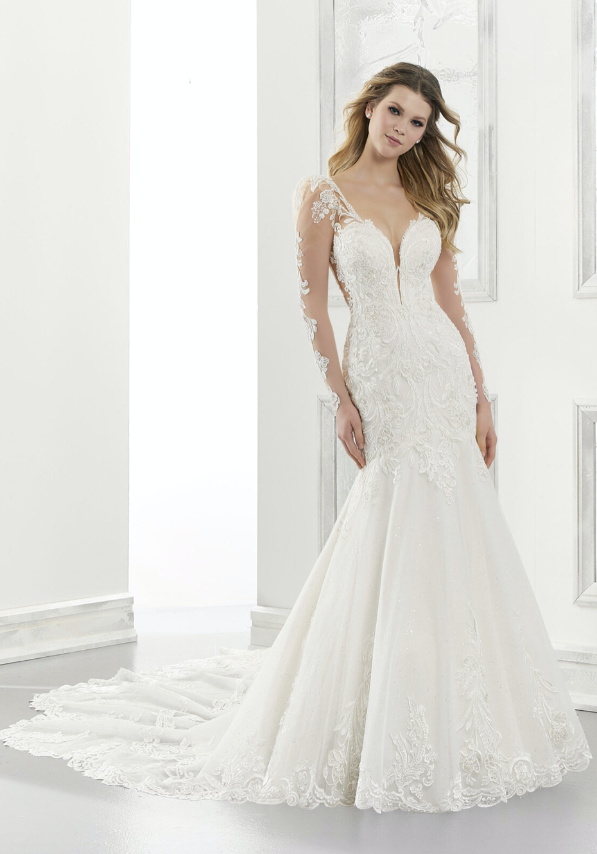 Anastasia Wedding Dress 2174