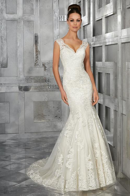 Morilee Monet Wedding Dress 5562