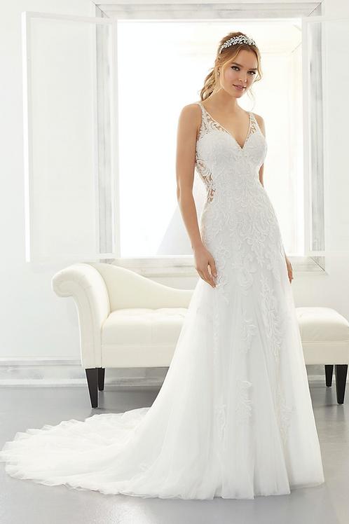 Morilee Asya Wedding Dress 5869
