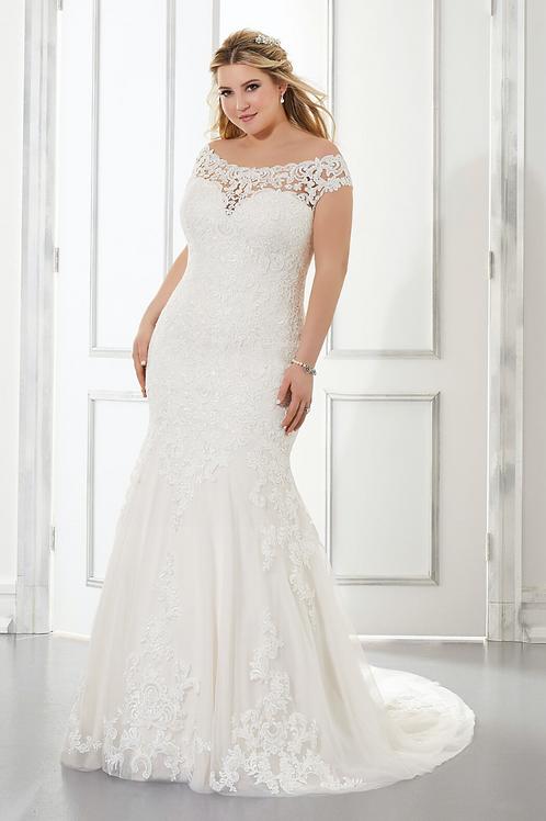 Morilee Aretha Wedding Dress 3303
