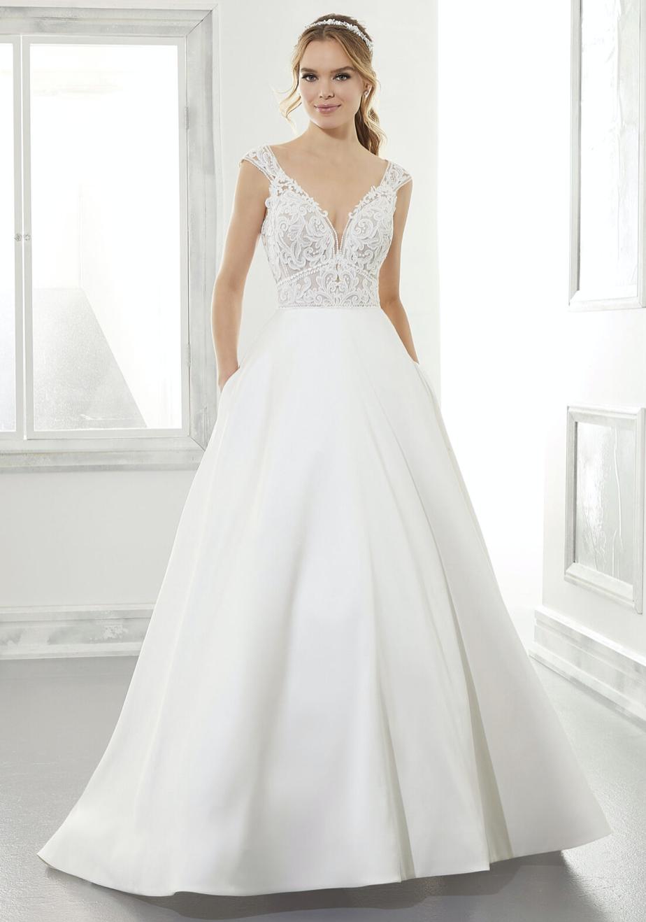 Adele Wedding Dress 5867
