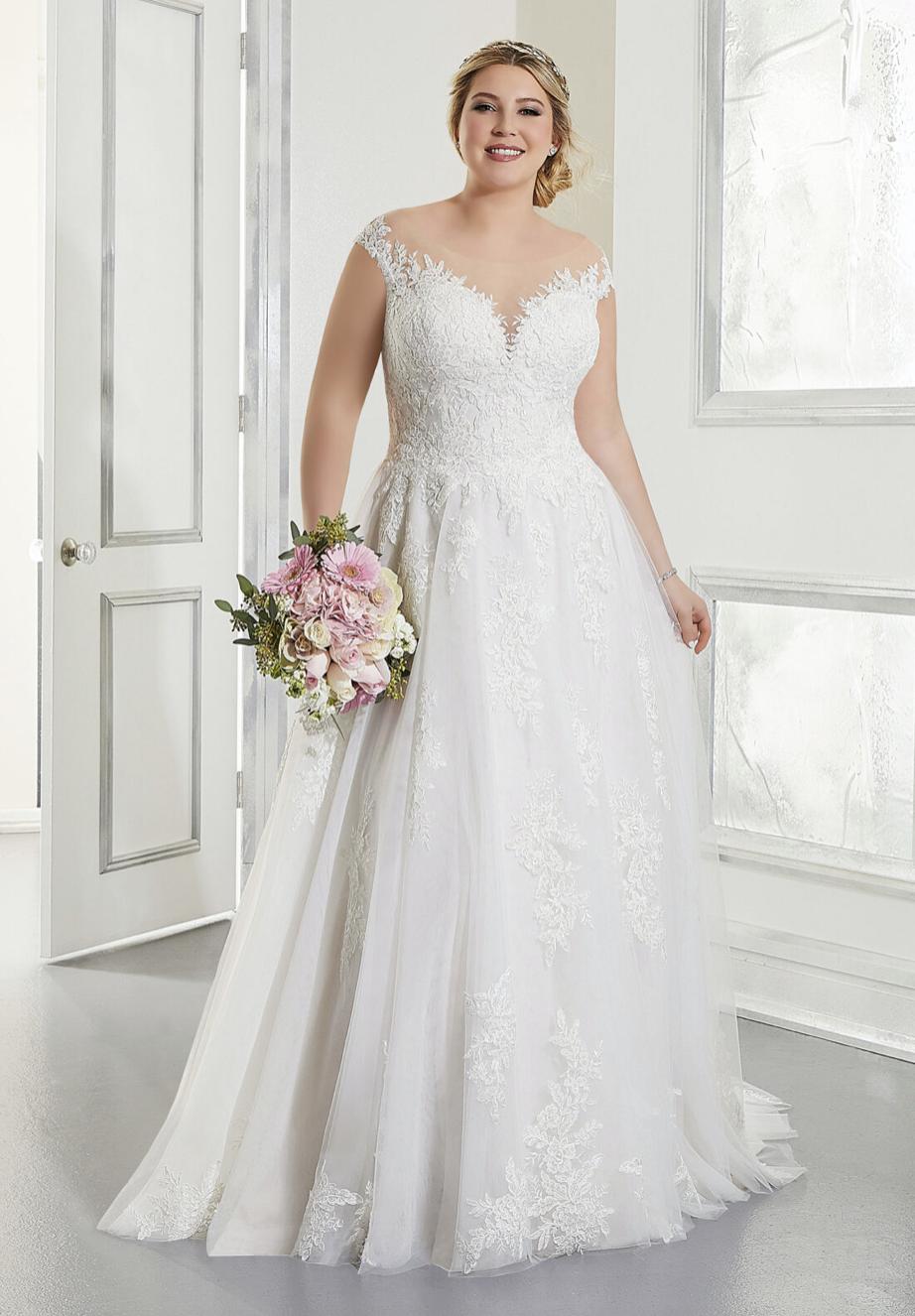 Agnes Wedding Dress 3307