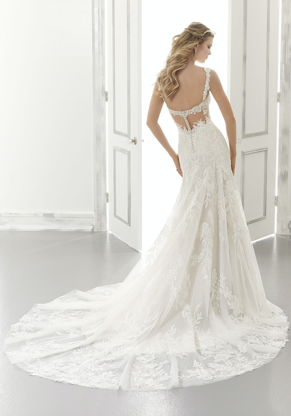 Aviva Wedding Dress 2194