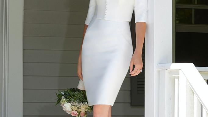 Blanche Wedding Dress 12106
