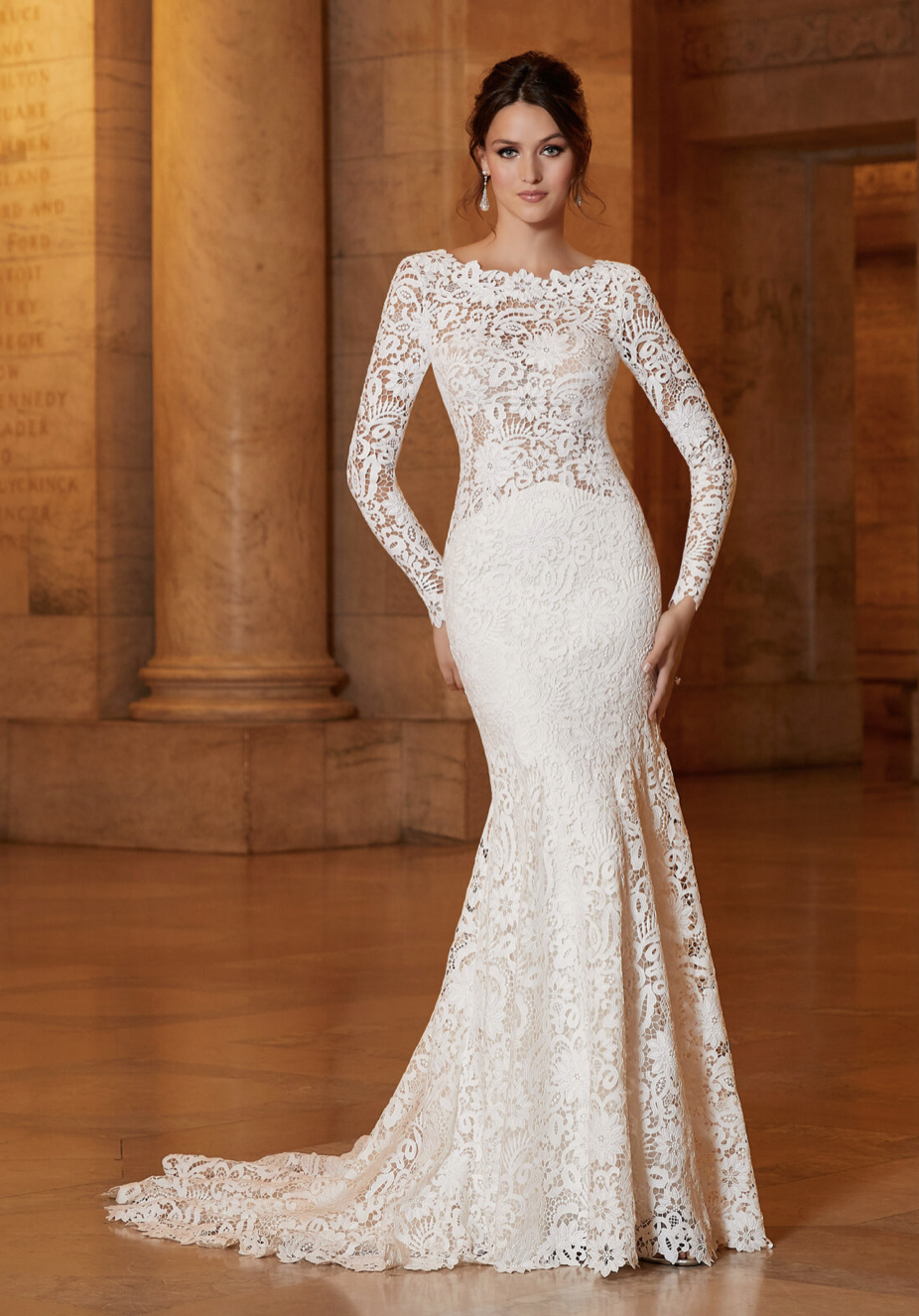 Alexandra Wedding Dress 1046