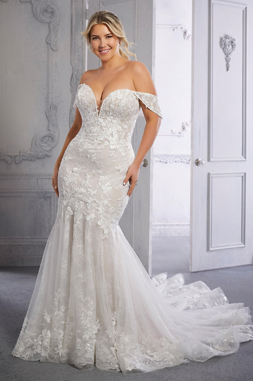 Morilee Catalina Wedding Dress 3333