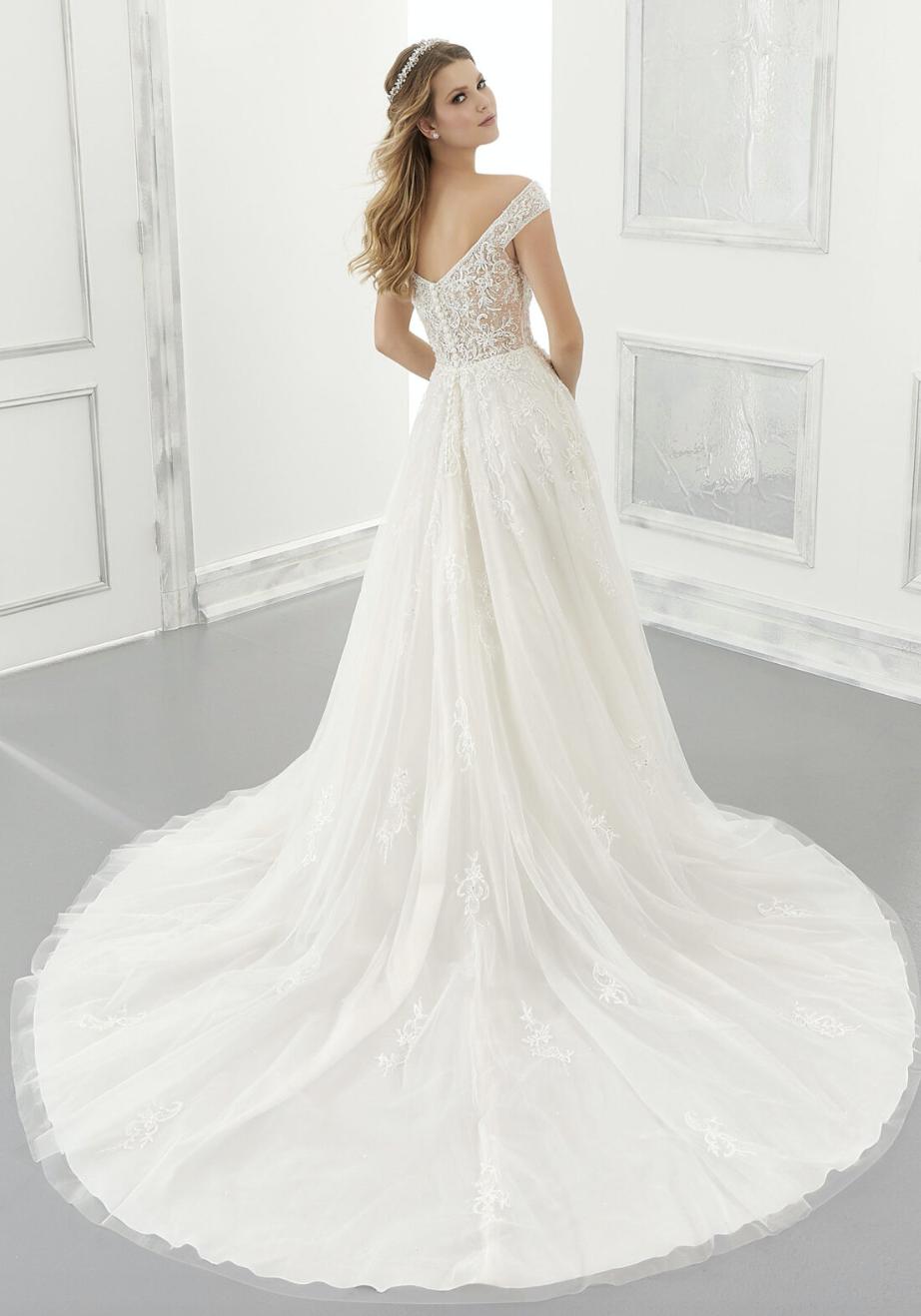 Alessandra Wedding Dress 2193