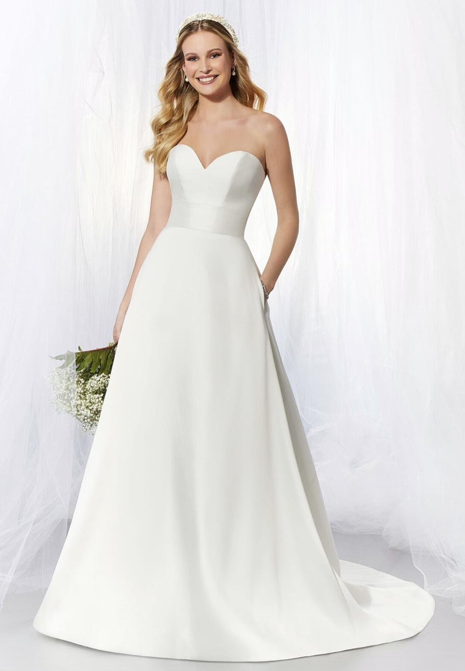 Annie Wedding Dress 6934