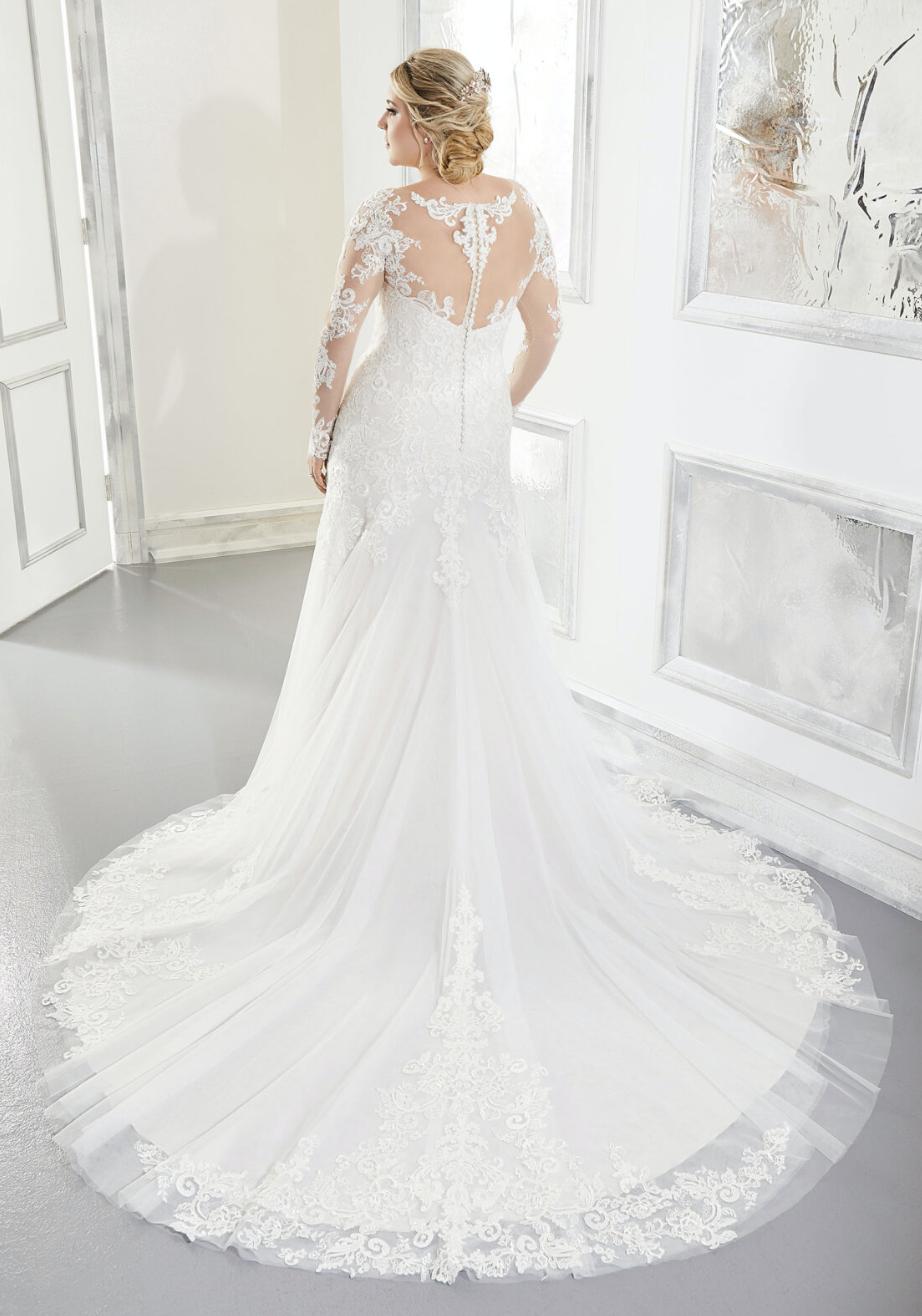 Adrian Wedding Dress 3301