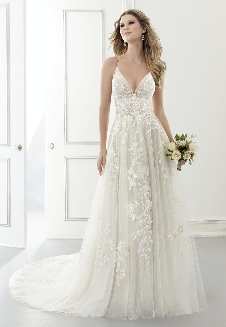 Ariana Wedding Dress 2181