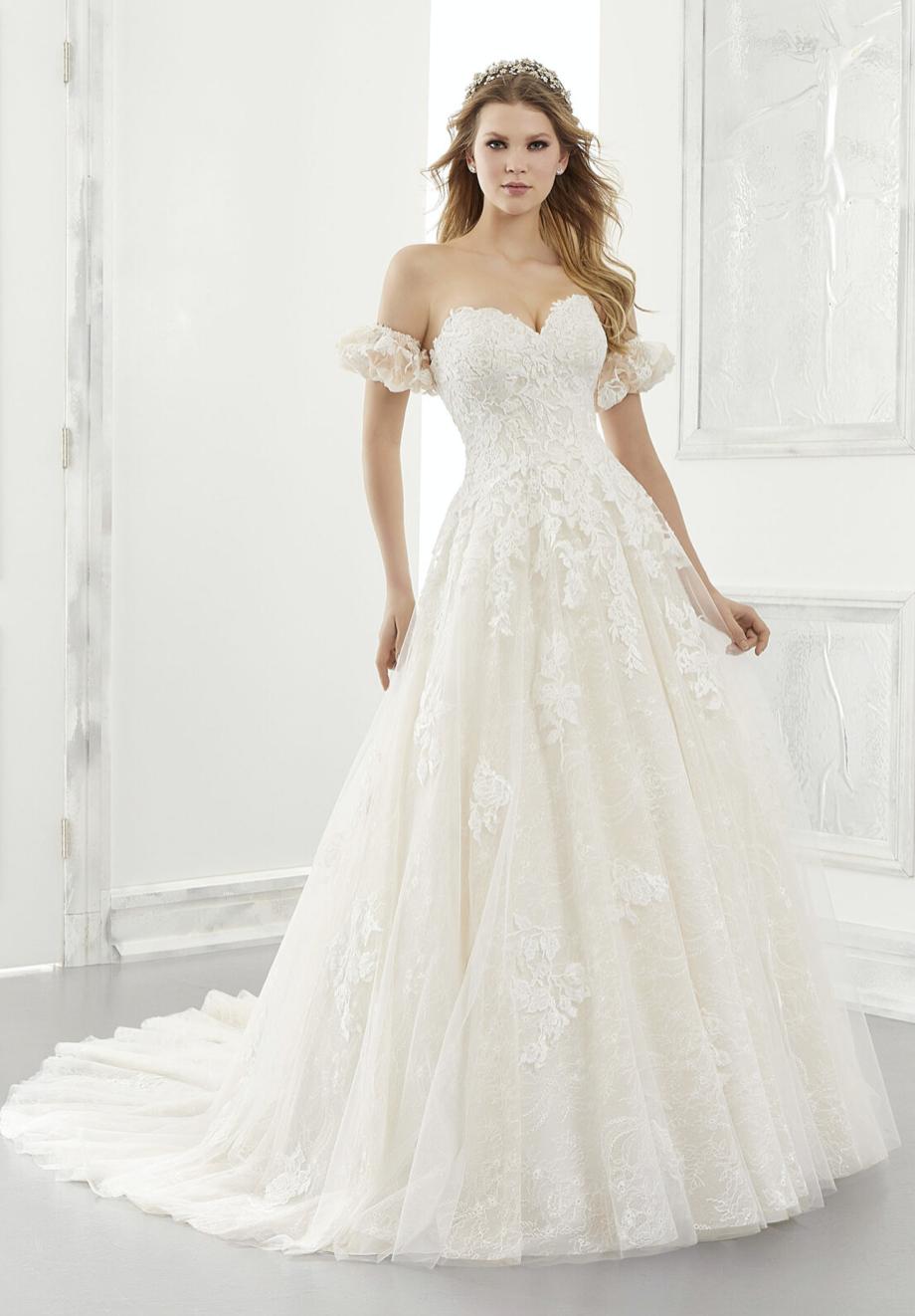 Abigail Wedding Dress 2185