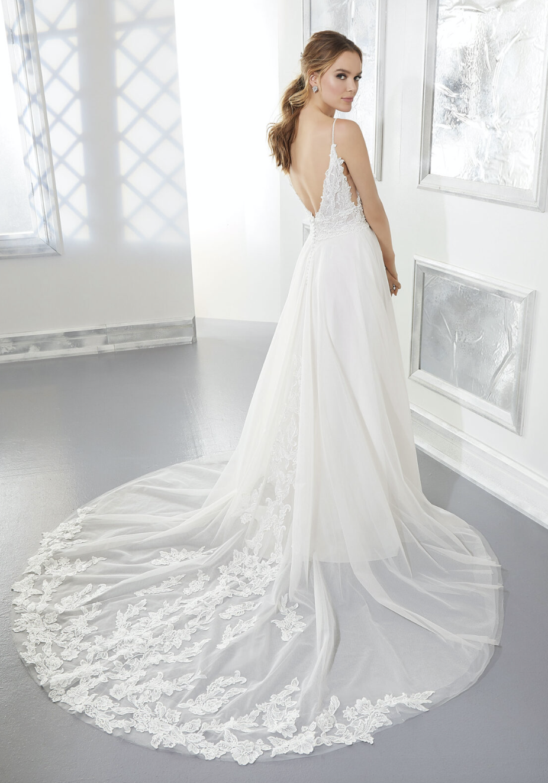 Autumn Wedding Dress 5862