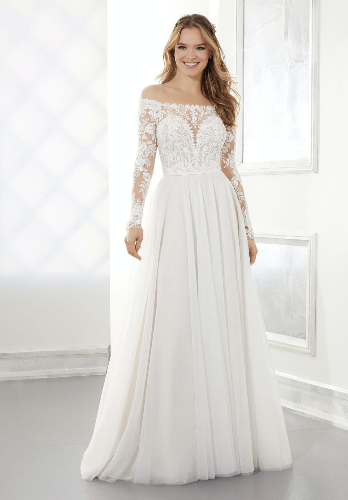 Ashely Wedding Dress 5877