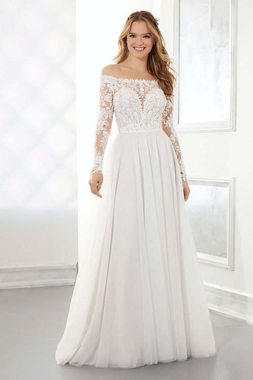 Morilee Ashley Wedding Dress 5877