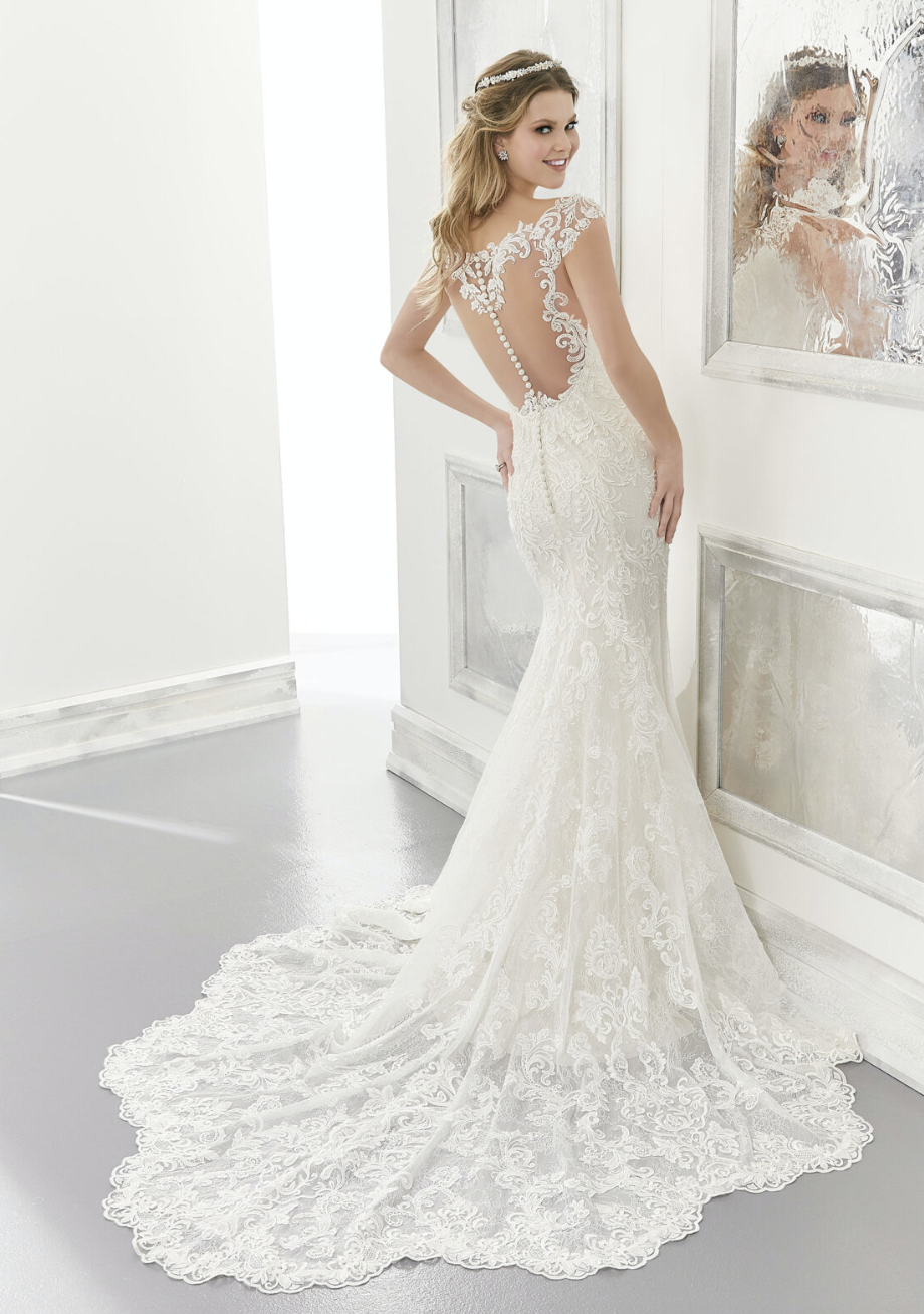 Ariel Wedding Dress 2177