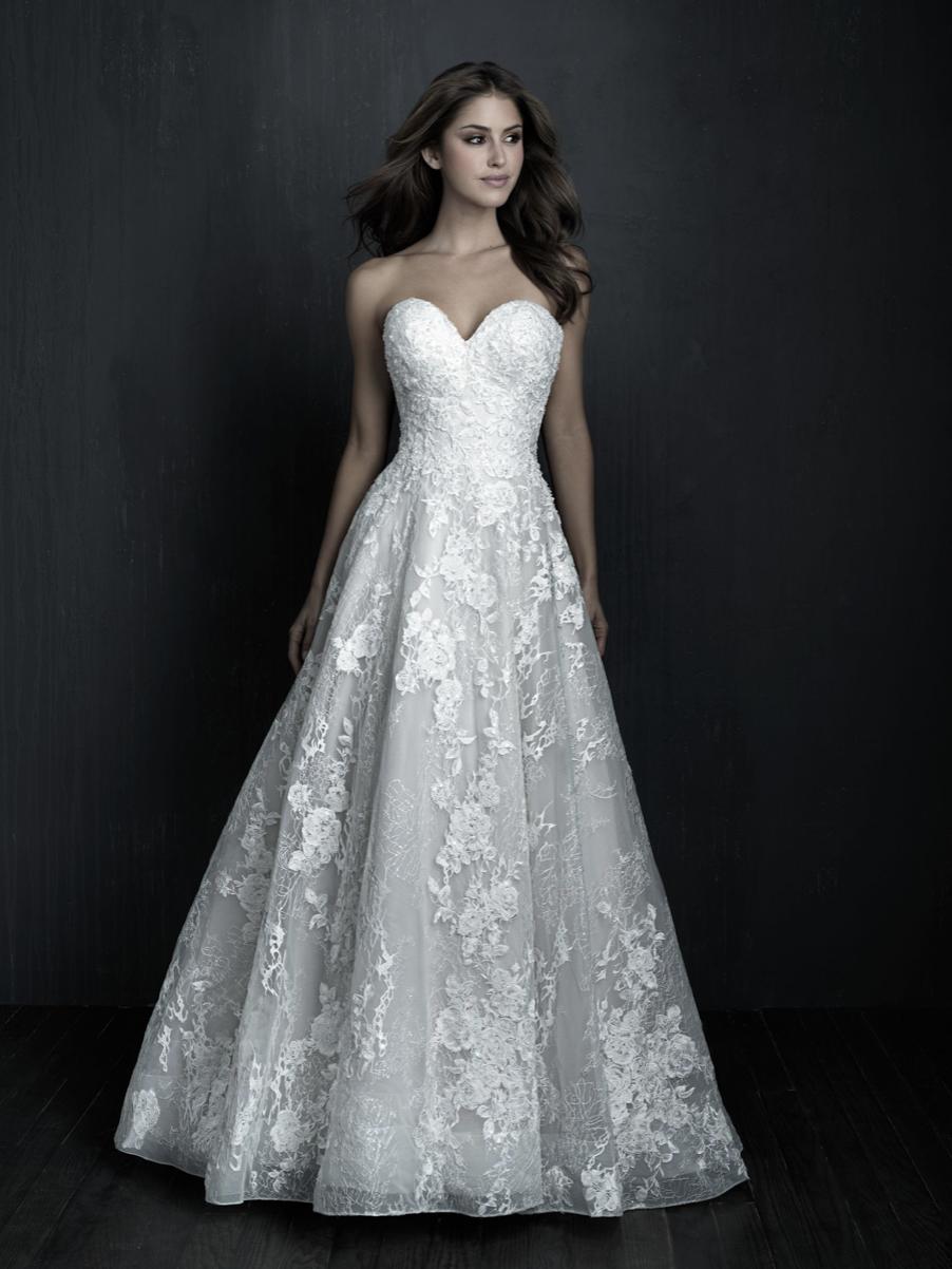 Allure Bridals C567