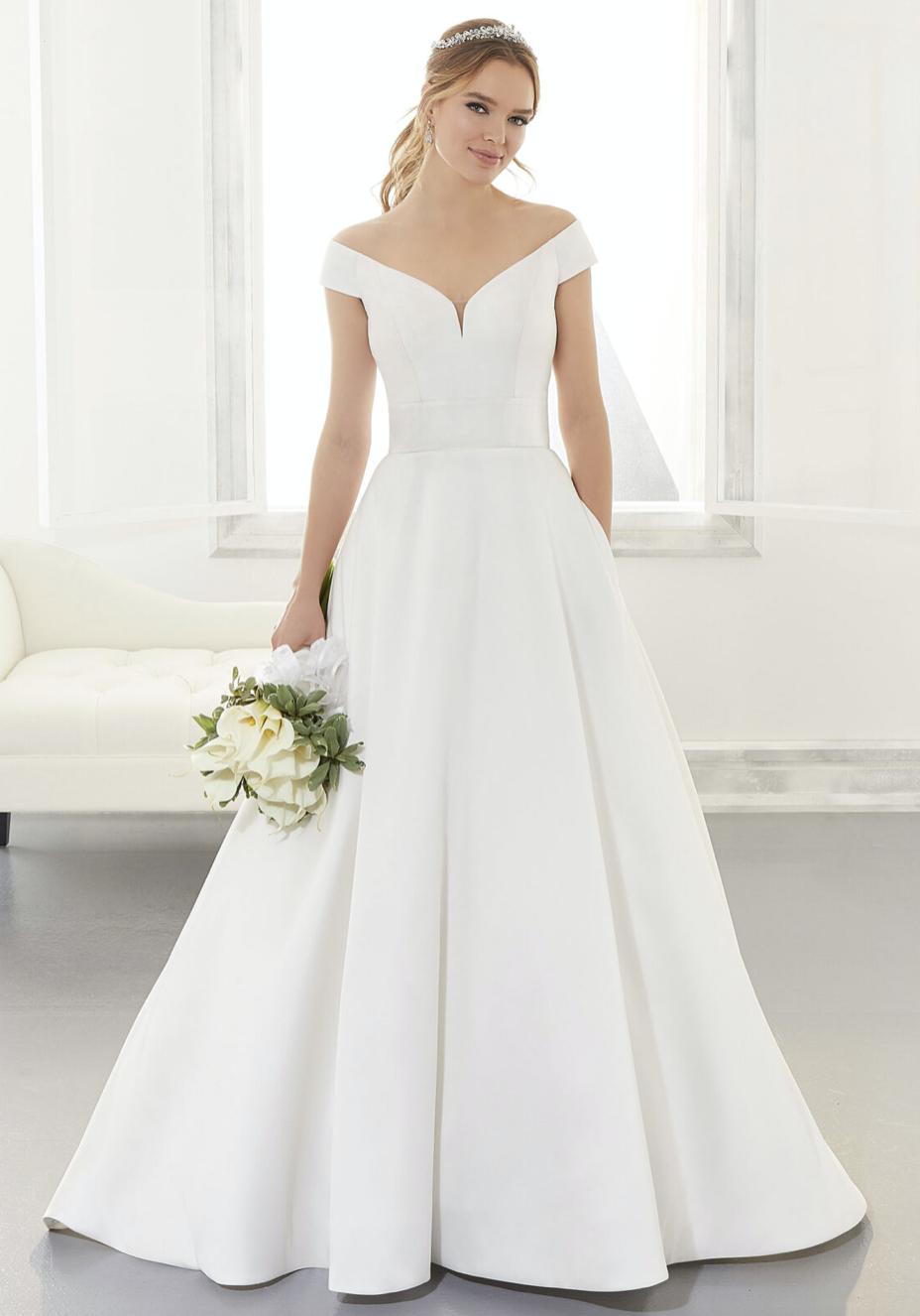 Ainsley Wedding Dress 5865