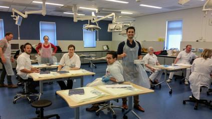 Cardiac anatomy wet lab
