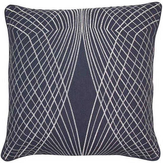 Metallic Lines Cushion