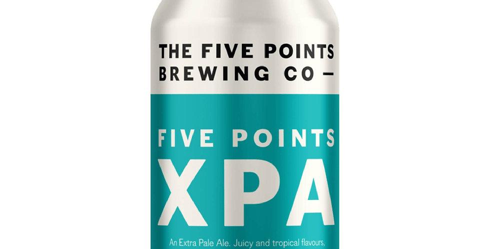 Five Points Brewing Co - XPA x12