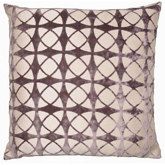 Spiral Grey Cushion