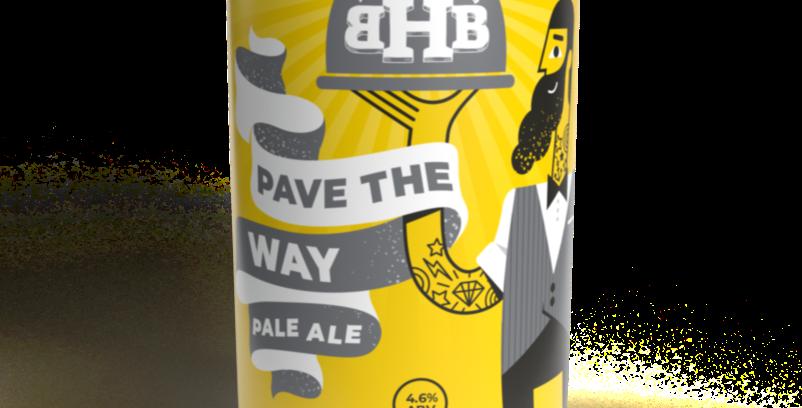 Big Hug Brewing - Pave The Way Pale Ale x12