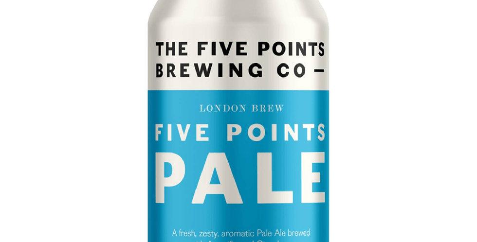 Five Points Brewing Co - Pale Ale x12