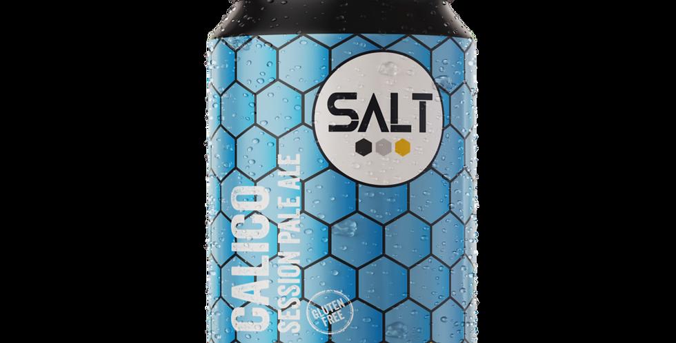 Salt Beer Factory - Calico Session Pale Ale x12