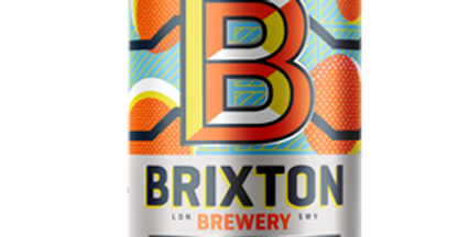 Brixton Brewery - Coldharbour Lager x12
