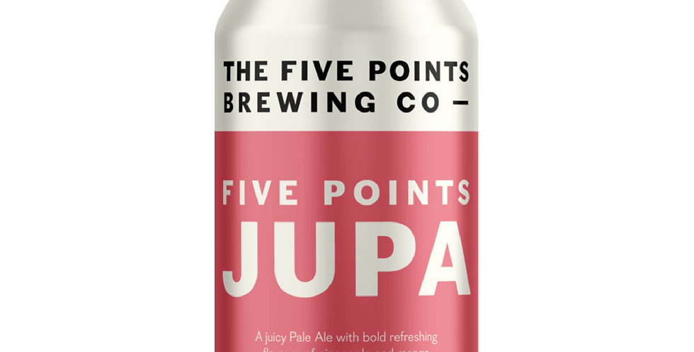 Five Points Brewing Co - JUPA x12