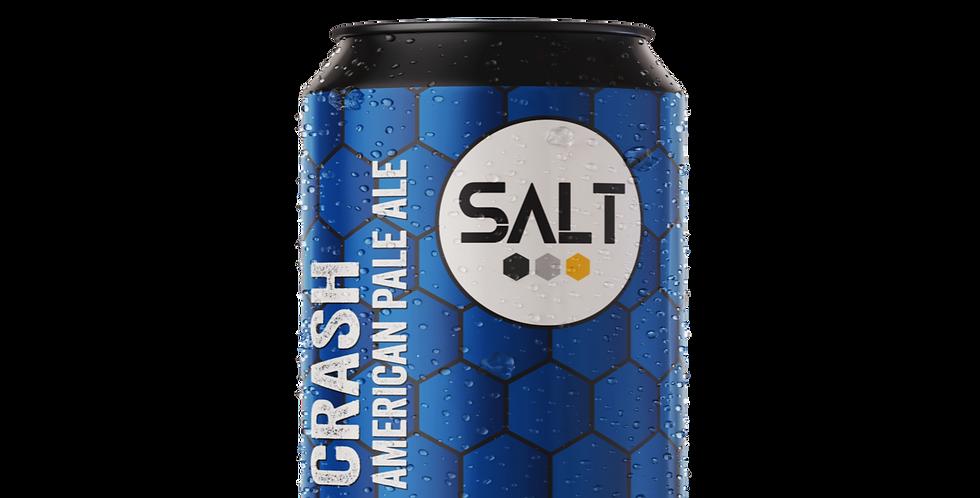 Salt Beer Factory - Crash American Pale Ale x12