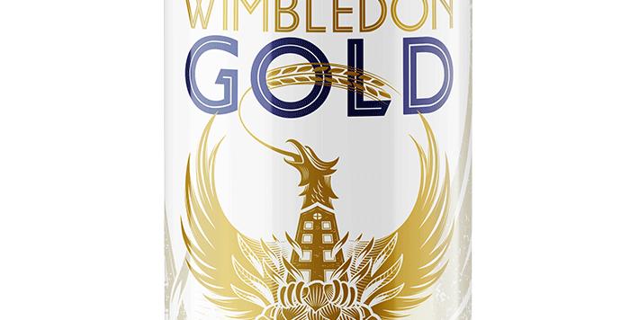 Wimbledon Brewery - Gold Lager  x12