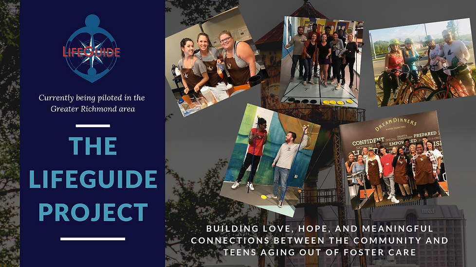 LifeGuide Project Foster Care Program