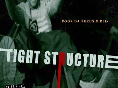 "New Rook Da Rukus ""Tight Structure"" Now playing!"