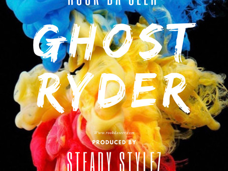 "BRAND NEW SINGLE! ""GHOST RYDER"" PROD BY STEADY STYLEZ READY TO BE RELEASED!"