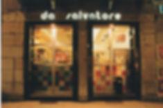 vecchia sede Pizzeria da Salvatore