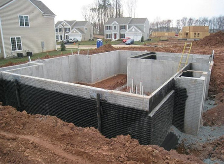 House foundation & Water proofing | Tristate Remodelers